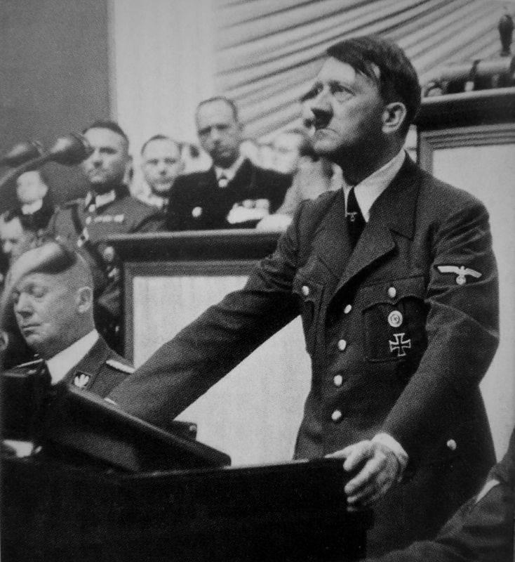 гитлер фюрер