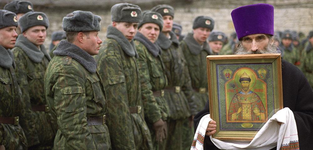 потери в первой чеченской войне