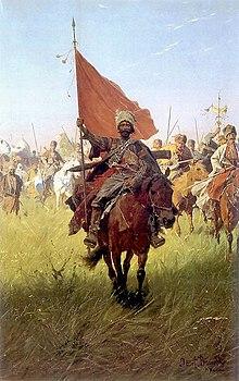 тюркские казаки
