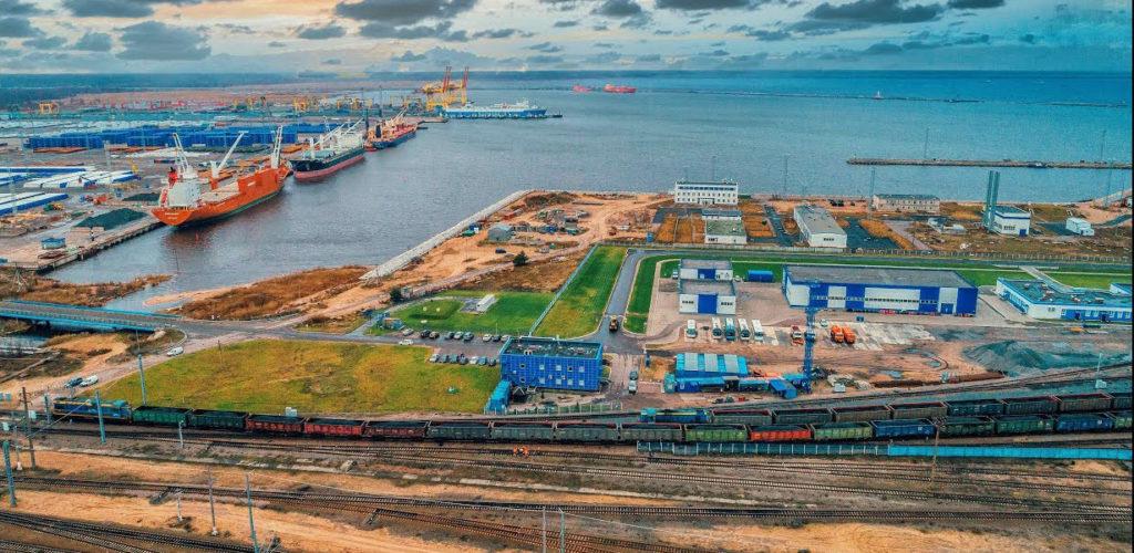 морской порт усть луга