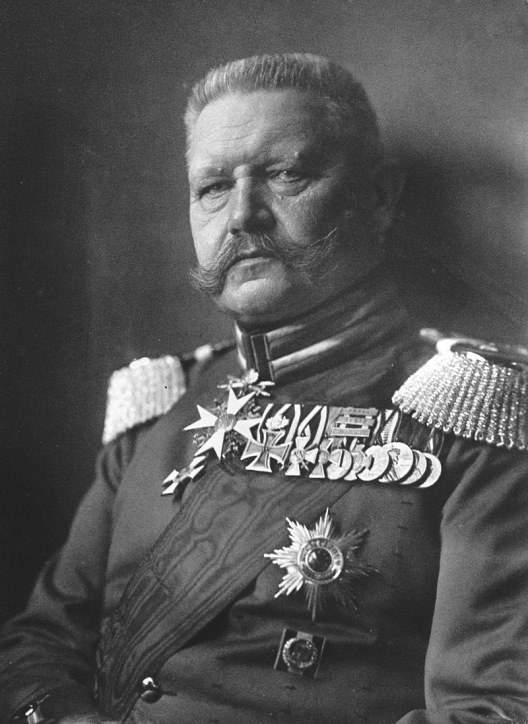 генерал гинденбург