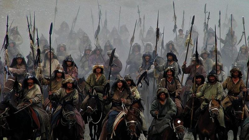 монгольские завоевания чингисхана