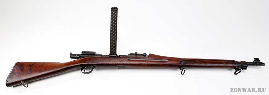 винтовка спрингфилд