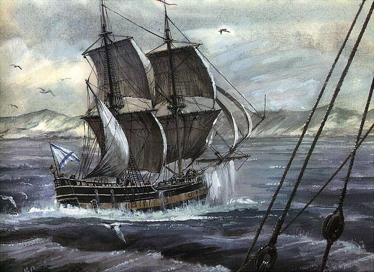 история флота россии