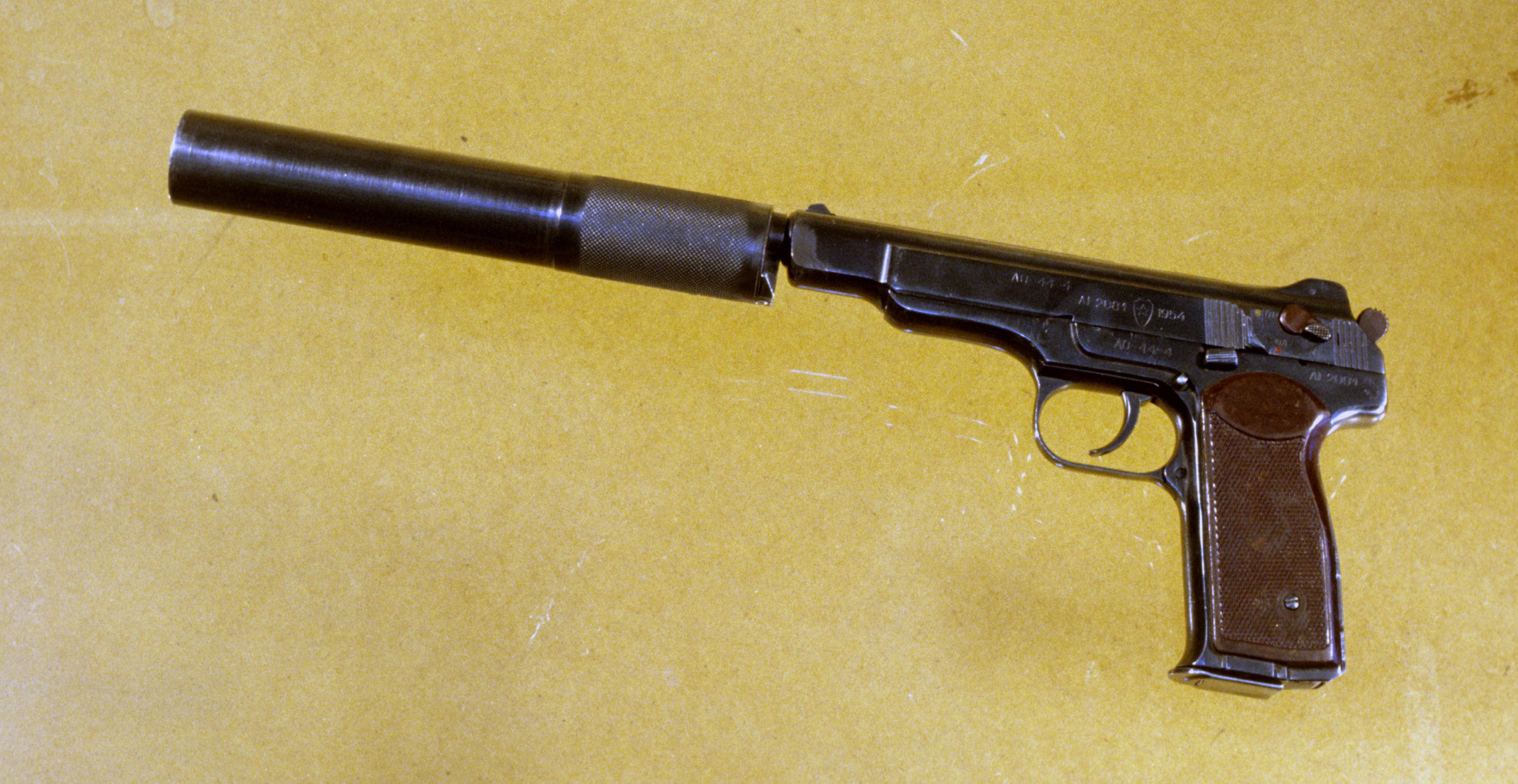 немецкие пистолеты второй мировой войны
