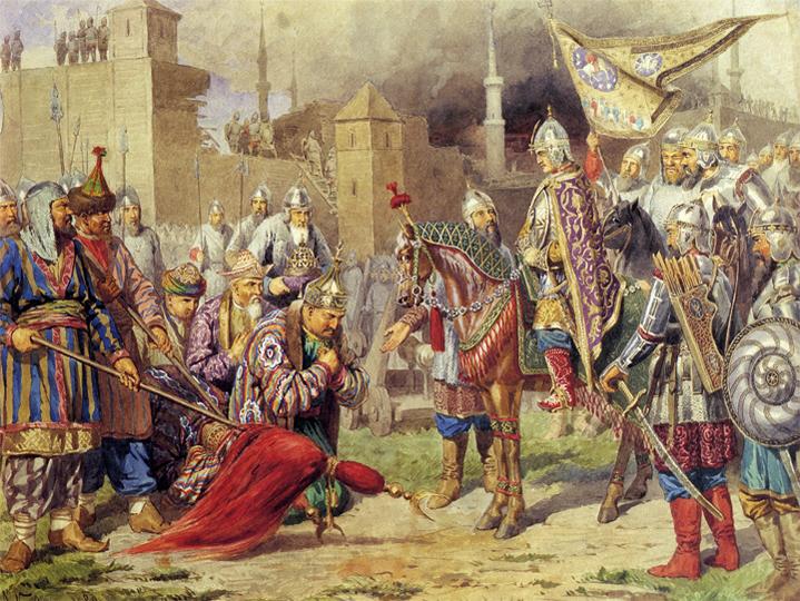 1552 год событие на руси