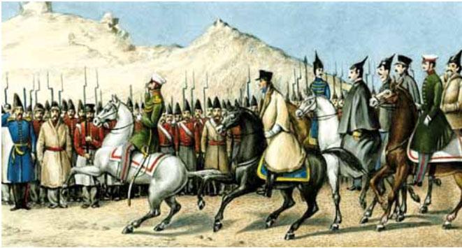 персидская война 1826 1828