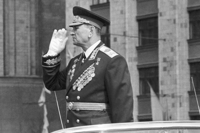гречко министр обороны ссср