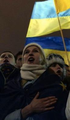 оранжевая революция на украине 2014
