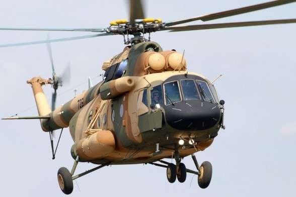 ми 17 вертолет