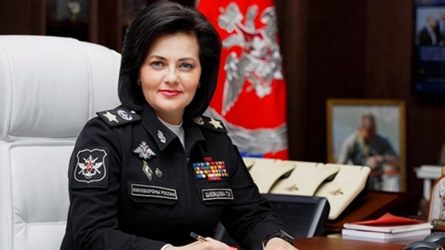 заместитель министра обороны российской федерации