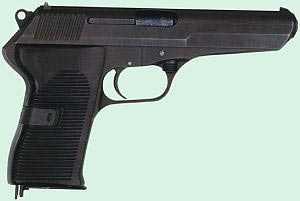 cz75 пистолет