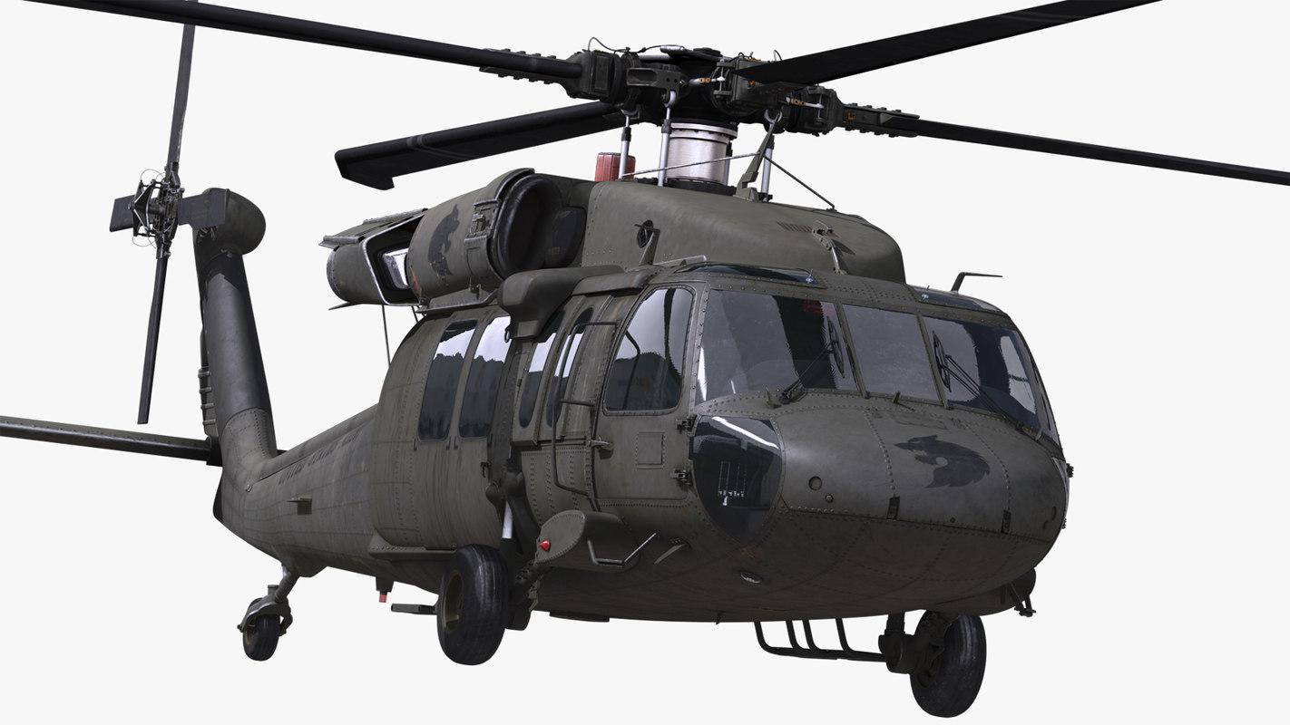 вертолет блэк хоук