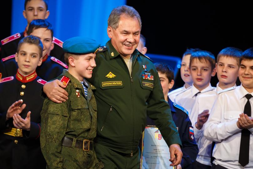 национальный центр управления обороной российской