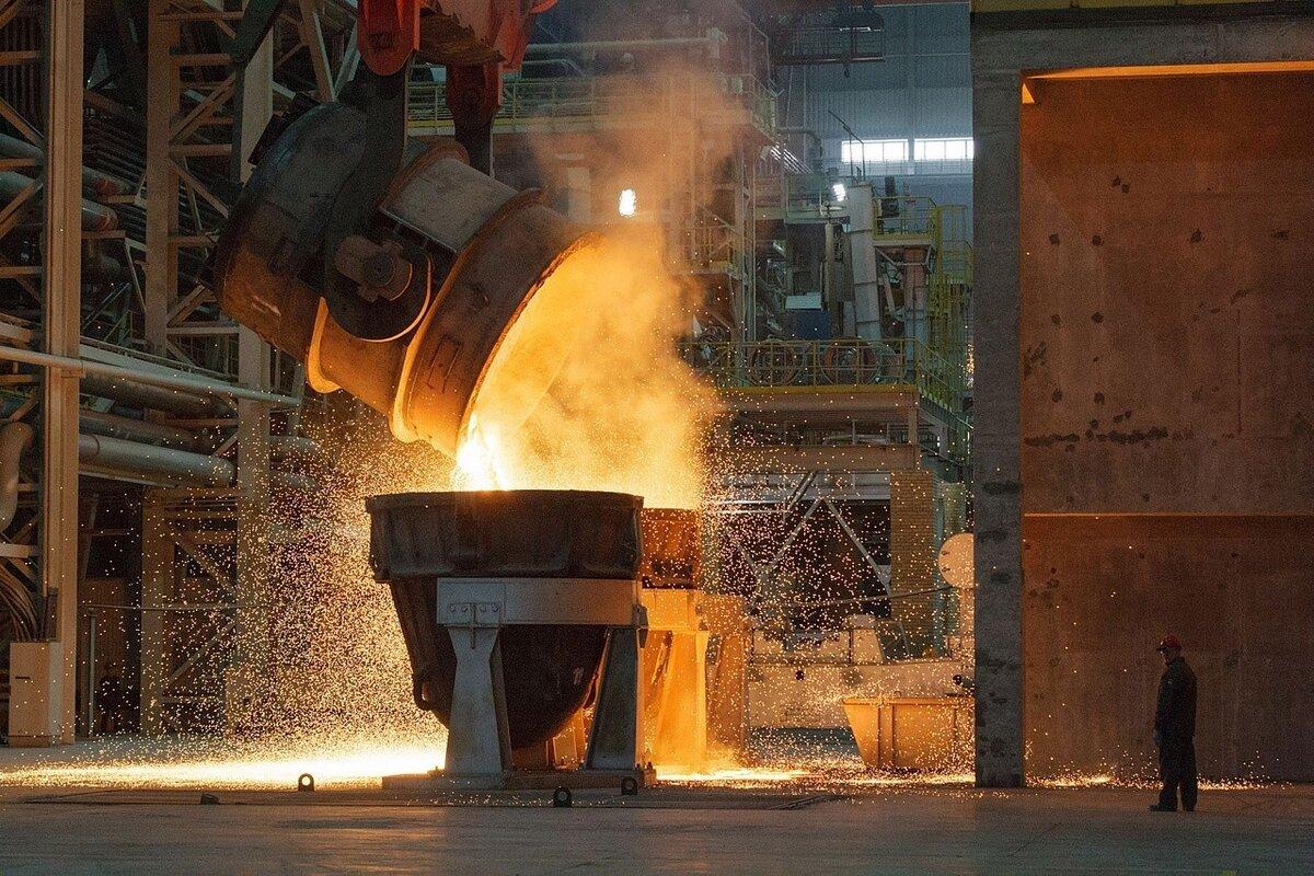 самый крупный завод в мире