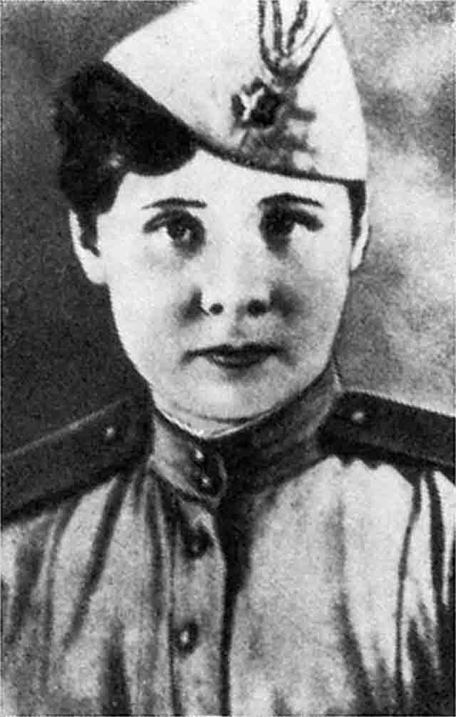 барамзина татьяна николаевна герой советского союза