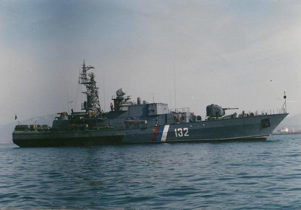 мпк альбатрос 1124