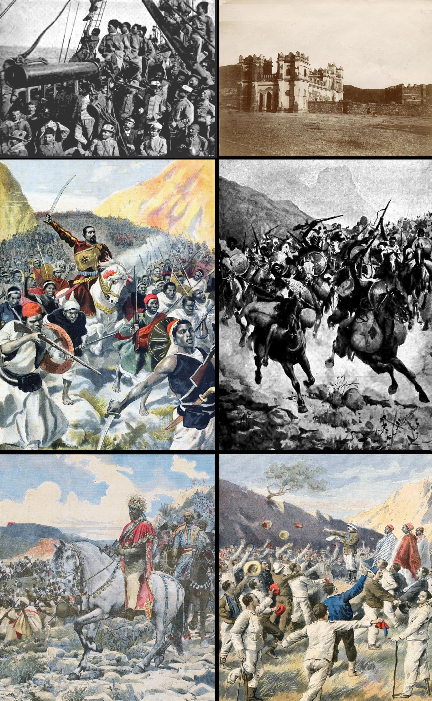 вторая итало эфиопская война