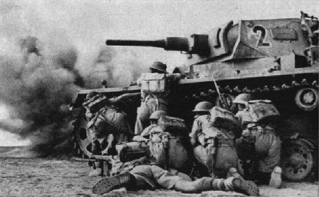 война в африке 1941 1943