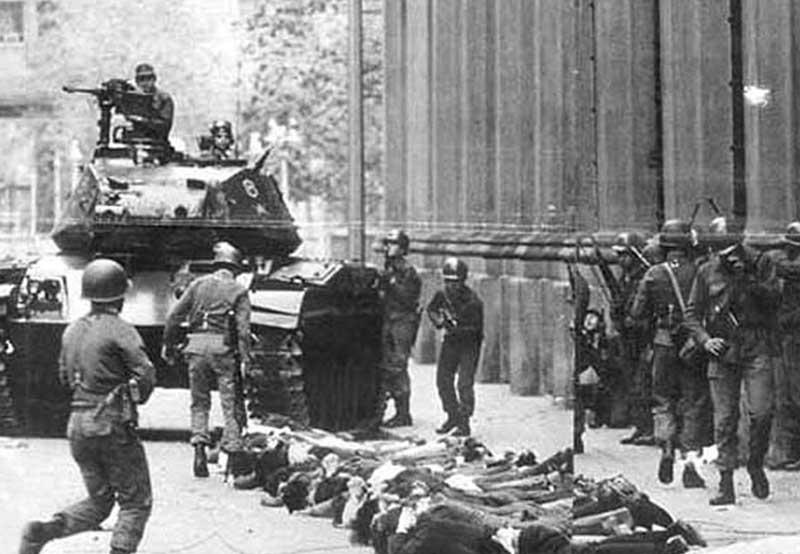 чилийская революция