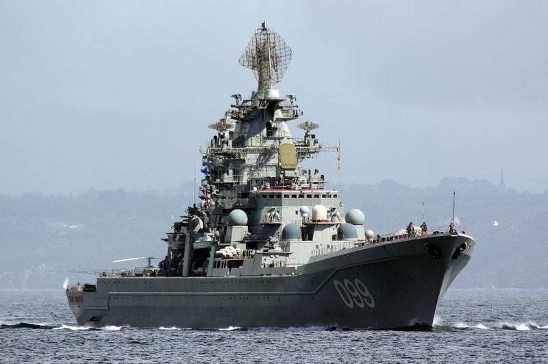 петр великий атомный крейсер википедия