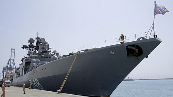 фрегат адмирал горшков фото