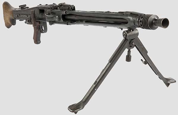 мг 34 пулемет