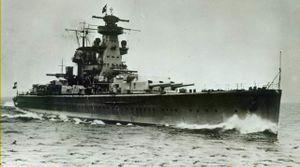 адмирал шеер корабль википедия