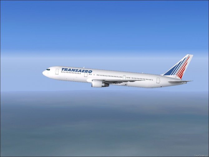 boeing 767 200 200ер