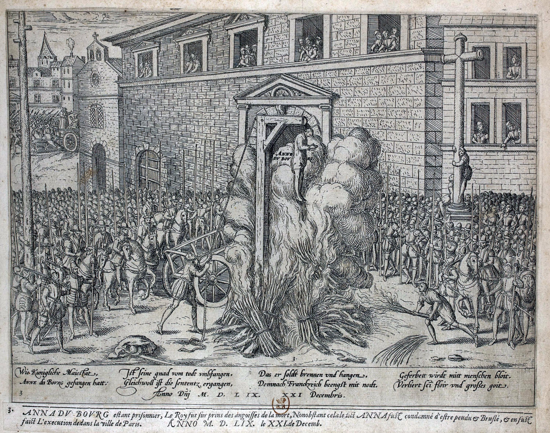 гугеноты во франции были приверженцами