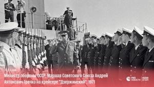 маршал гречко биография