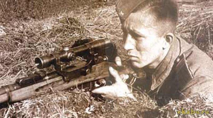 винтовка лобаева