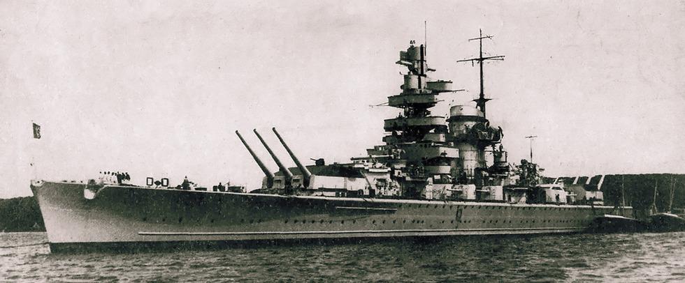 шеер корабль