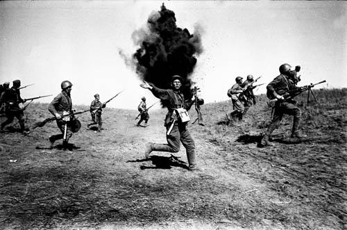 начало контрнаступления красной армии под сталинградом