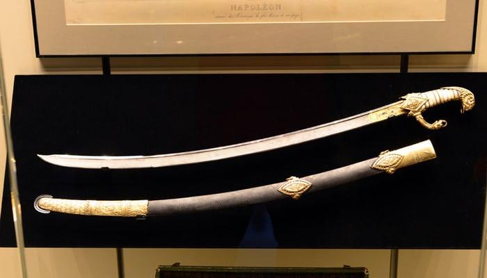 меч своими руками из металла