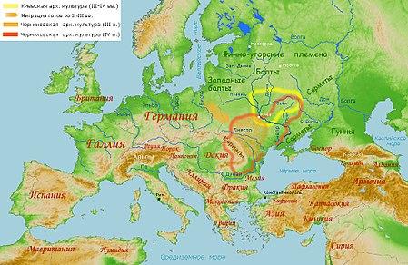 трипольская археологическая культура