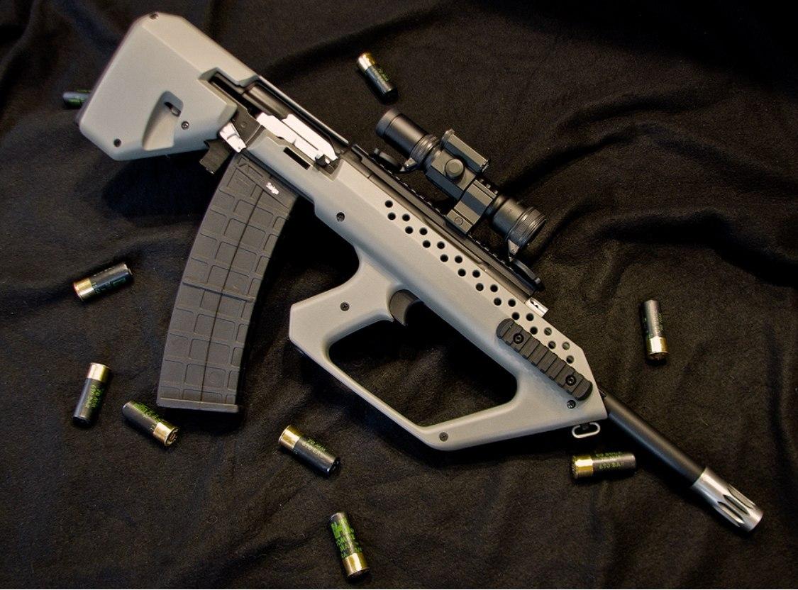 винтовка штайер