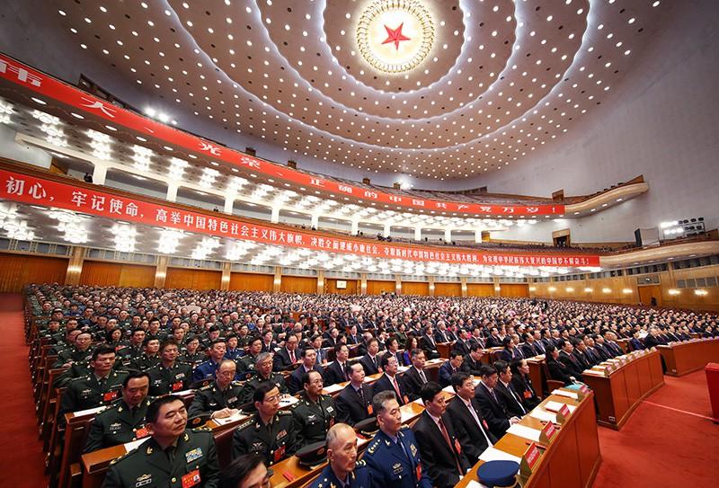 правящая партия китая
