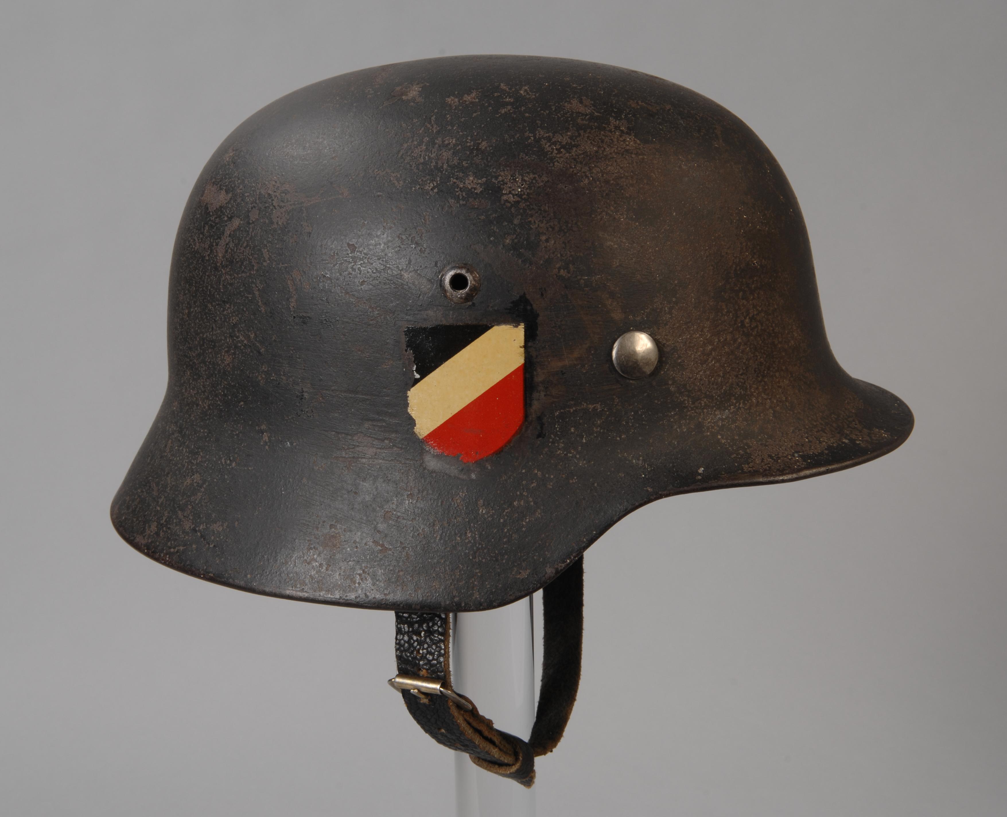немецкий шлем второй мировой