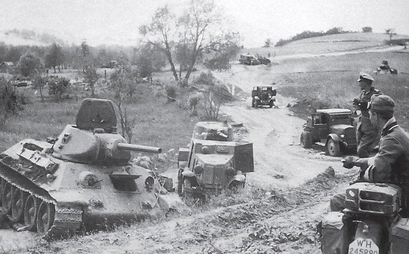 основные сражения великой отечественной войны 1941 1945