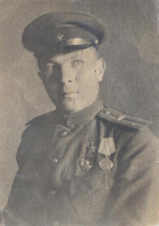 танкист коновалов