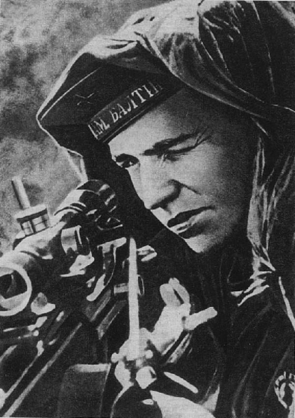про снайперов на войне 1941 1945 новые