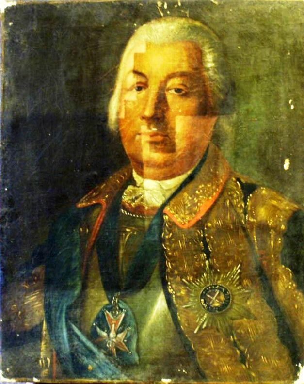 граф салтыков и екатерина 2