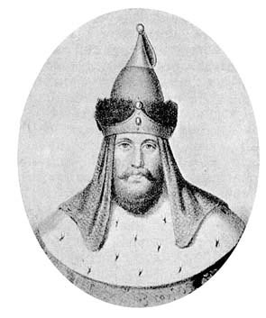 князь василий 1