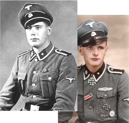 нацистские звания