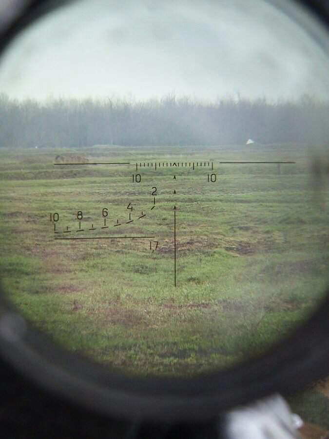 оптический прицел псо