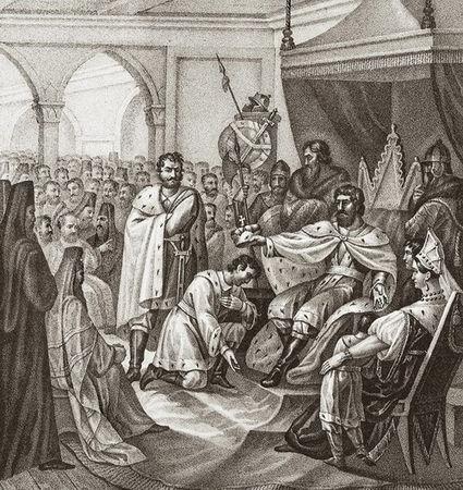 битва при липице 1216 год