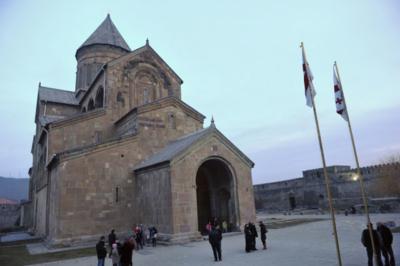 сколько раз грузины меняли свою веру