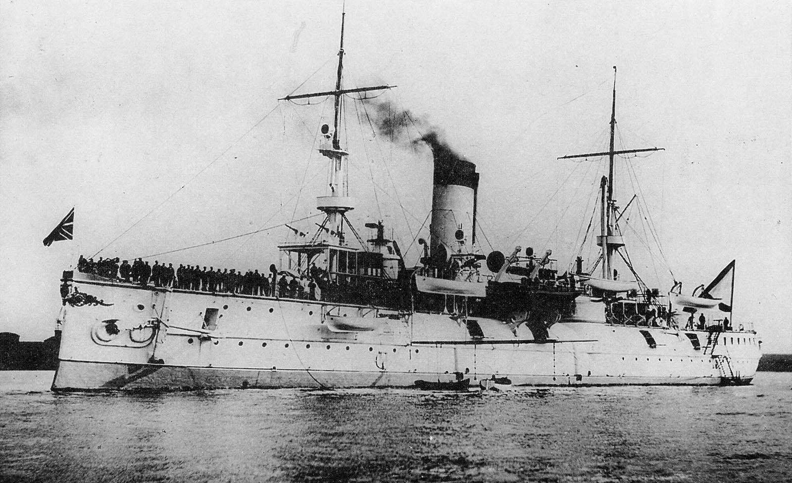 атомный ракетный крейсер адмирал нахимов