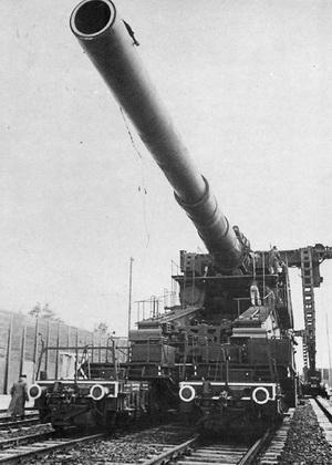 дора немецкая пушка